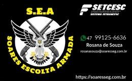 S.E.A - Soares Escolta Armada